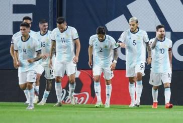 La selección argentina se mide ante Bolivia en la altura de La Paz