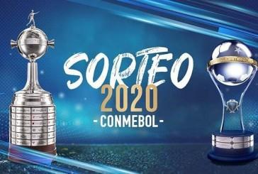 Sorteo de los octavos de final de la Copa Libertadores