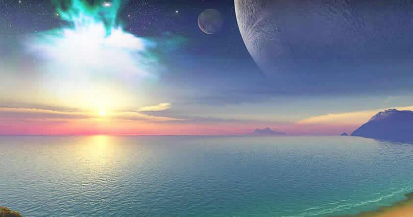 Descubren un nuevo tipo de exoplanetas habitables muy distintos a la Tierra