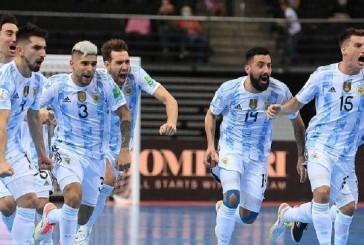 Argentina disputará un apasionante clásico ante Brasil en busca de la final del Mundial de futsal: hora, TV y todo lo que hay que saber